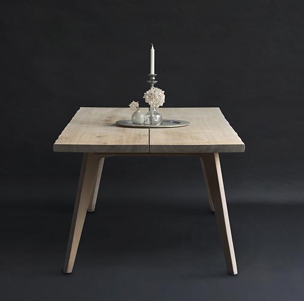 Plankebord med to planker