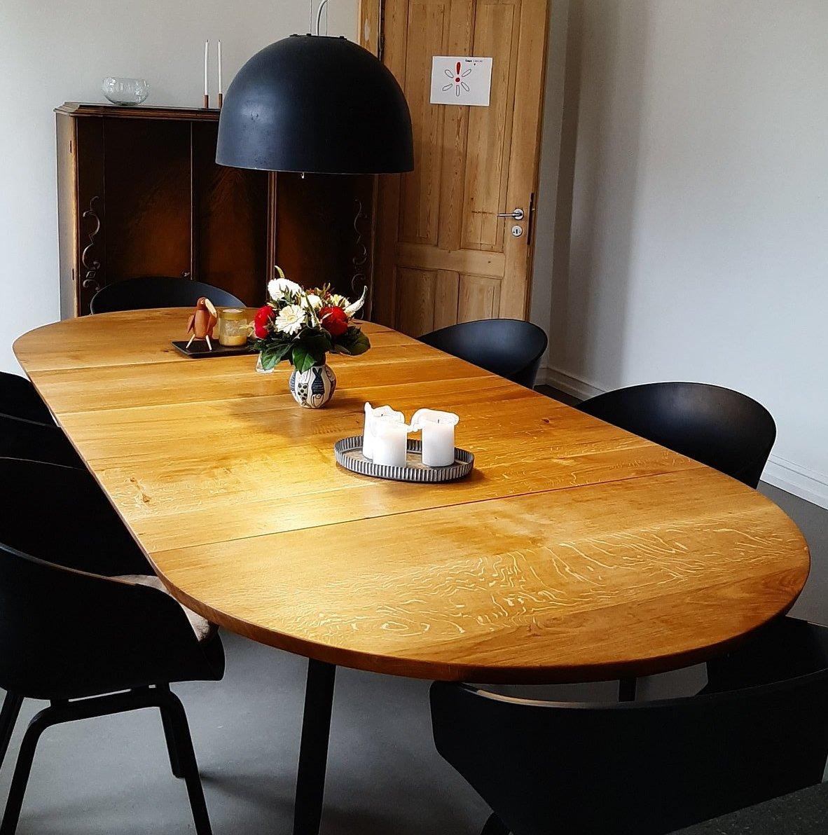 Design dit runde plankebord